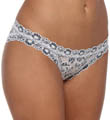 Hanky Panky Cross Dyed Signature Lace Hip-Kini Panty 592104