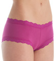Hanky Panky Cotton With A Conscience Boyshort Panty 891281