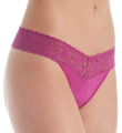 Hanky Panky Cotton With A Conscience Original Rise Thong 891801
