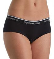 Emporio Armani Visibility Stretch Cotton Cheeky Panty 163225VS