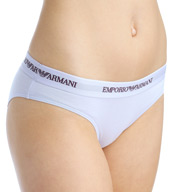 Emporio Armani Stretch Cotton Logo Band Brief Panty 62525317