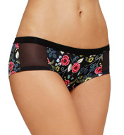 Kensie Leann Sporty Boyshort Panty 6113554
