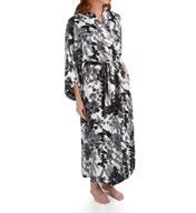 Natori Sleepwear Ottoman Printed Robe Z74070