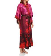 Natori Sleepwear Sophia Printed Robe Z74079