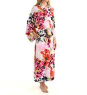 Natori Sleepwear Waterspring Printed Robe Z74287