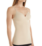 Self Expressions Wirefree Camisole with Foam Cups 00509