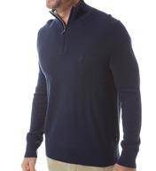 Nautica Pima Cotton 1/4 Zip Sweater S63614