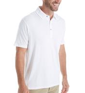 tasc Performance Lifestyle Air Stretch Organic Polo Shirt TM407